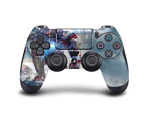 PS4 Dualshock 4 Controller-Skin für PS4 Controller, Modded Chip (Benutzerdefinierte Konsole 3 Playstation)