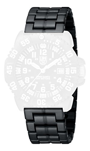 Anelli Bracciale Original Luminox 23 mm in fibra di carbonio rinforzata in...