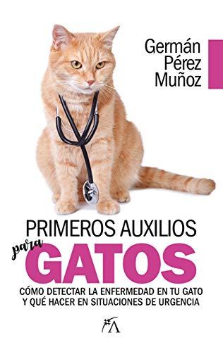 Primeros Auxilios para Gatos.