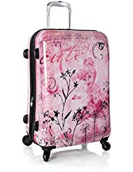 ... 50% SALE ... PREMIUM DESIGNER Hartschalen Koffer - Heys Disney Fairies Fantasy - Trolley mit 4 Rollen Medium
