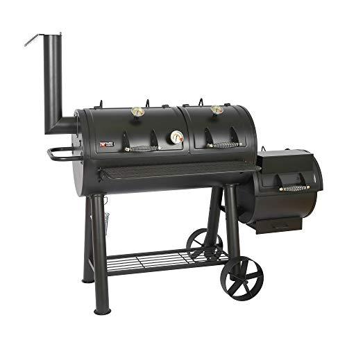 "Mayer Barbecue RAUCHA 20\"" Longhorn Smoker MS-600 Master"