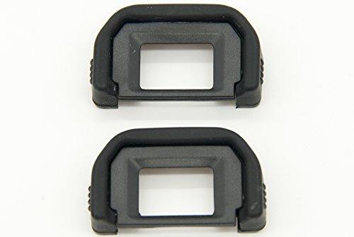 PROtastic EF Augenmuschel für Canon EOS 450D 500D 550D 600D 650D 1000D 1100D 2 Stück