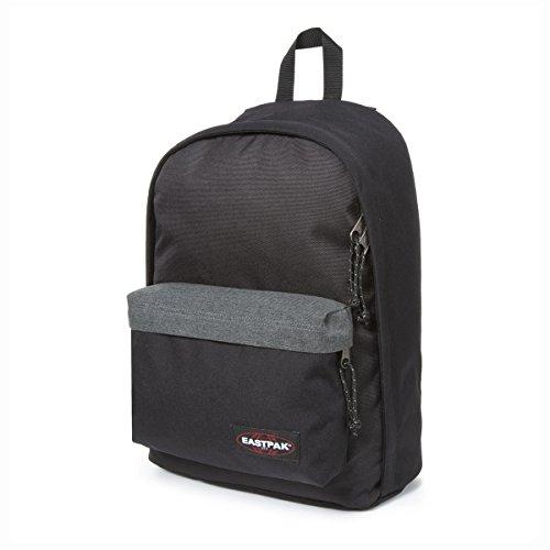 Eastpak Out Of Office Mochila Tipo Casual, Diseño Bloxx, 27 Litros, Color Negro