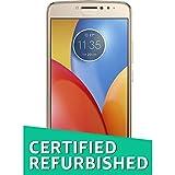 (Certified REFURBISHED) Motorola E4 Plus (Fine Gold, 32GB)