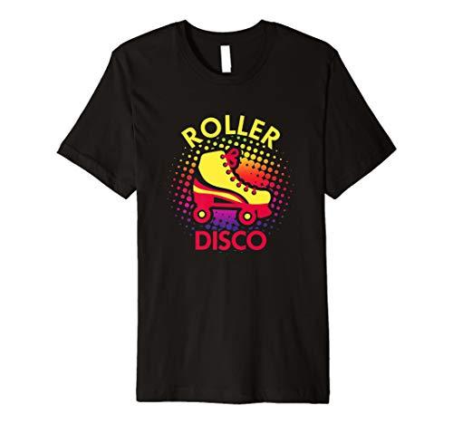 (Roller Disco: Disco Dancers Roller Skaters Gift T-Shirt)