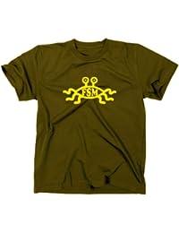 Das Fliegende Spaghettimonster FSM T-Shirt, flying,nerd