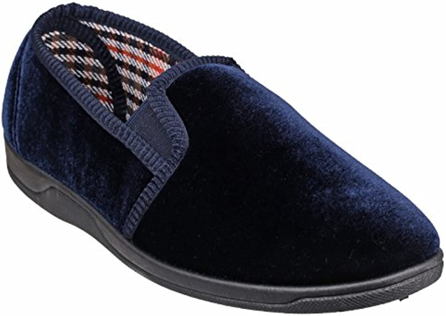 Mirak Andy Slippers Navy | UK11