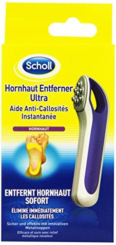 Scholl Hornhaut Entferner Ultra, gegen Hornhaut, schnell und effektiv, Fußpflege, 1er Pack (1 x 50 ml)