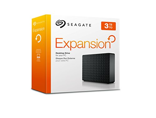 Seagate STEB3000200 3TB External Hard Disk Black Price in India