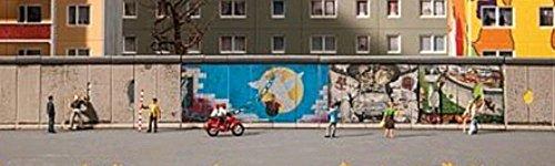 Preisvergleich Produktbild Faller 272424 Berliner Mauer