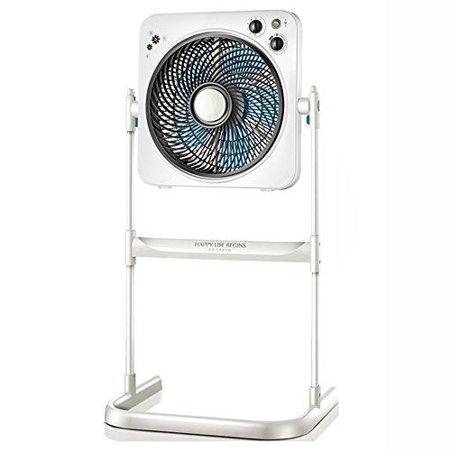 GYH Elektrolüfter LJHA Geräuschloser kreativer anhebbarer Ventilator/stehender Hochleistungsdrehventilator/Haushalts-Vertikaler Vertikaler Luftzirkulations-Ventilator (größe : 95.8cm)