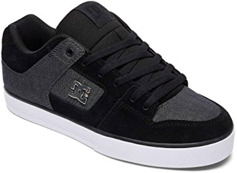 DC 'Pure Se' Black/Charcoal.  - Zapatos de moda en línea Obtenga el mejor descuento de venta caliente-Descuento más grande