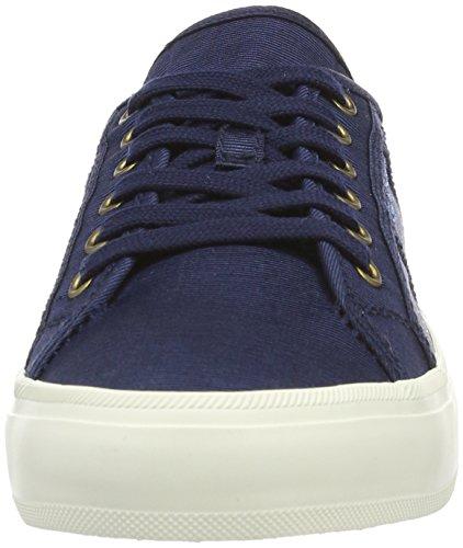 GANT  Zoe, Sneakers Basses femme Bleu Marine