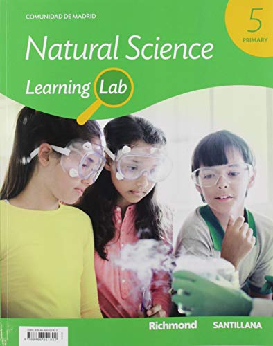 LEARNING LAB NATURAL SCIENCE MADRID 5 PRIMARY