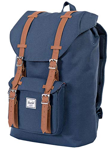 eacbd943c Herschel Supply Co. Little Americ Rucksack, Unisex, One Size, Marineblau