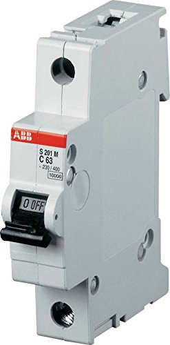 Abb-entrelec s200m-k - Interruptor magnetotermico s201m-k 16a unipolar