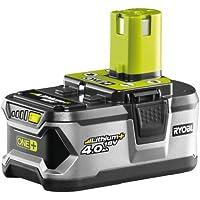 Ryobi RBC18L40 - Pack cargador 1 h + 1 Batería Lítio-Ion 18V 4,0Ah