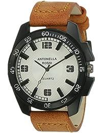 Antonella Rossi Analog Silver Dial Men's Watch-LB190683