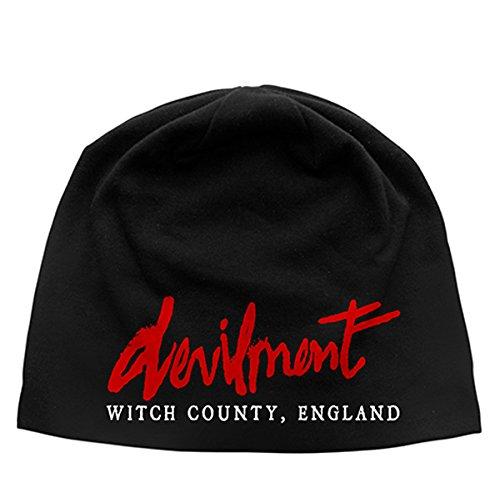 devilment Witch County Beanie/Berretto, nero, taglia unica