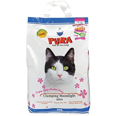 Pura Cat Litter Baby Powder 20ltr