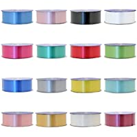 Florist Poly Ribbon 2inch/48 mm Wide Craft Gift Wedding Car Venue 3m - 90m APAC