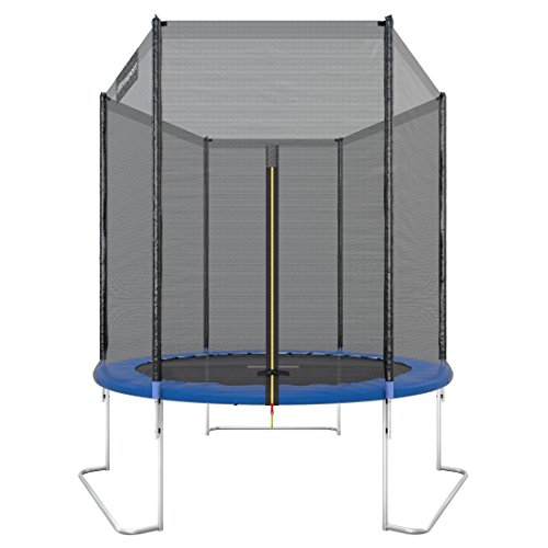 Ultrasport-Gartentrampolin-Jumper-Trampolin-Komplettset-inklusive-Sprungmatte-Sicherheitsnetz-gepolsterten-Netzpfosten-und-Randabdeckung