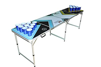 Table de beer pong pliable
