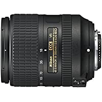 Nikon Nikkor AF-S DX 18-300 mm f:3.5-6.3G ED VR - Objetivo para Nikon (Diámetro de 67 mm), negro