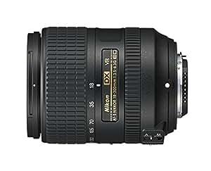 Nikon Obiettivo Nikkor AF-S DX 18-300 mm f/3.5-6.3G ED VR, Nero [Versione EU]