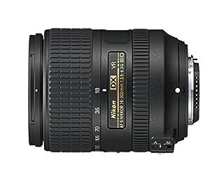 Nikon Nikkor AF-S DX 18-300 mm f:3.5-6.3G ED VR - Objetivo para Nikon (Diámetro de 67 mm), Negro (B00JKUPRF4) | Amazon Products