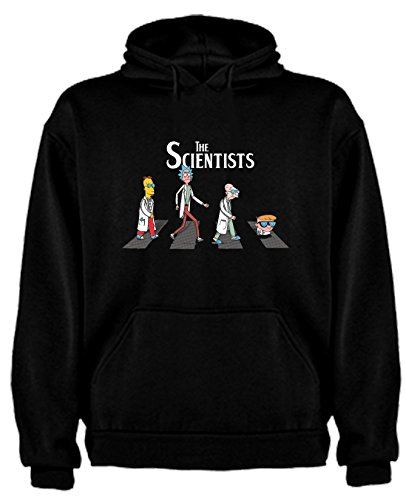 Sudadera de Rick and Morty Divertida Friky Smith Tiny Beatles niños 9