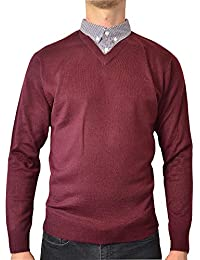 5b4010f6f60 Amazon.co.uk: Red - Jumpers / Knitwear: Clothing