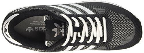 adidas Herren Zx 750 Wv Laufschuhe Mehrfarbig (Cblack/ftwwht/utiblk)
