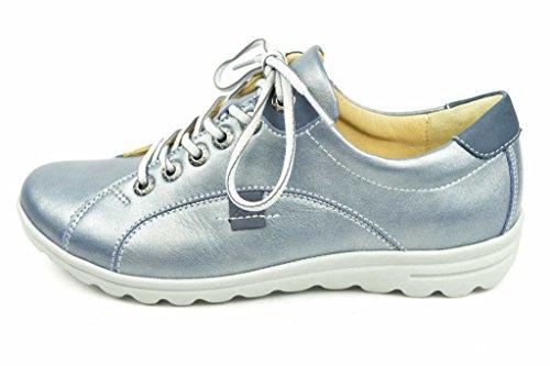 Hartjes 69662-4824, Scarpe stringate donna Blau