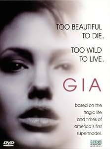 Gia [DVD] [1998] [Region 1] [US Import] [NTSC]