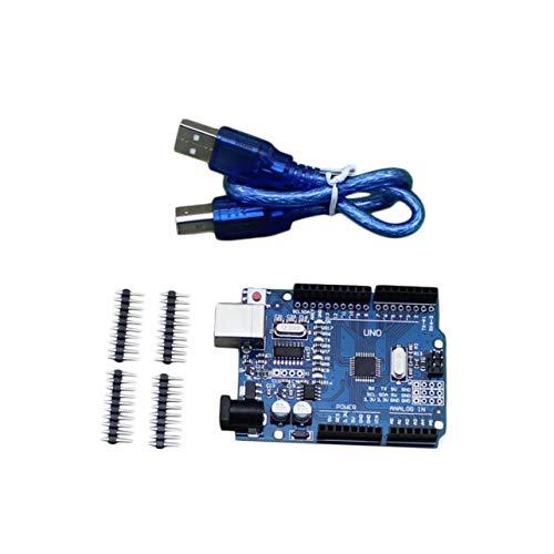 WOSOSYEYO Mini USB Placa Electronica ATmega328P CH340G