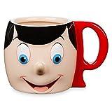 Pinocchio Figural tazza in ceramica 340,2gram