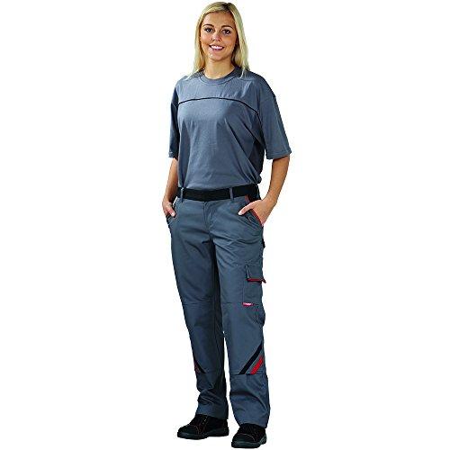 Eccezionale Highline Abbigliamento da lavoro Donna Pantaloni ardesia/nero  YS93