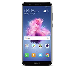 Huawei P Smart-Single Sim,3GB+32GB,5.65 inch FullView display,13MP+2MP Dual Cameras,Android 8.0,SIM-Free Smartphone - UK Official device-Black