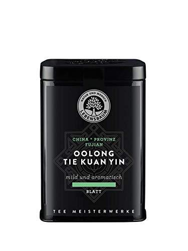 Lebensbaum-Premium-Grn-und-Schwarztees-Tee-Meisterwerke-Oolong-Dose-80-g