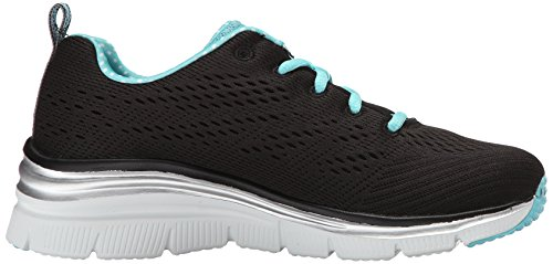 Skechers - Fashion Fit Statement Piece, Scarpe da ginnastica Donna Nero