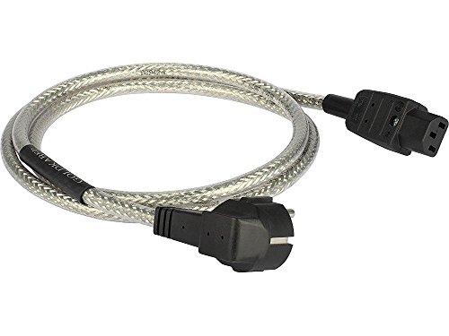 Goldkabel Edition Powercord MKII Winkel 0120 | 1,2 Meter