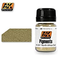 AK Interactive Pigments North Africa Dust # 041 by AK Interactive