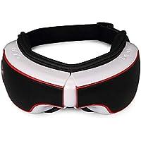 Preisvergleich für 0 ℃ Outdoor Drahtlose Eye Massager Faltbare Augenmaske Mit Mehr Frequenz-Vibration, Druckpunkt-Massage, Wärme...