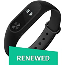 (Renewed) Mi Band HRX Edition (Black)