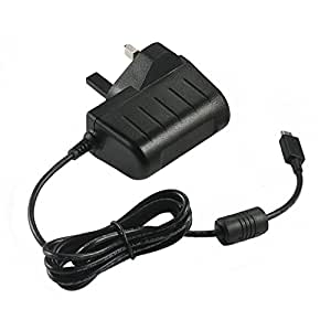 EasyAcc 5V 2A Micro USB Charger Mains Charger Wall Charger For Galaxy S7 S6 Edge S5 S4 S3 Tab 3, Nokia Lumia 520 1020 920, Moto G, Google Nexus 5 7 10, Android/Windows Smartphones, External Battery, More Micro USB Port Devices [4 Feet Length, Black]