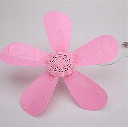miaoge-five-leaf-ceiling-fan-household-mosquito-net-ceiling-fan-cartoon-ceiling-fan-mini-energy-savi