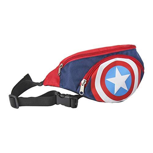Artesania Cerda Bolso Riñonera Avengers Riñonera