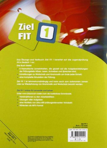 Ziel FIT. Con CD Audio. Per le Scuole superiori: 1