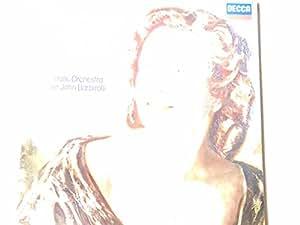 CHAUSSON Poème de l'amour et de la mer, op.19 - BACH Two Sacred Songs, BWV 505 & 439 - BRAHMS Four serious songs, op.121--VINYL-DEC 4140951-DECCA - Inghilterra-CHAUSSON Ernest (Francia); BACH Johann Sebastian; BRAHMS Johannes (Germania)-BARBIROLLI John Sir. (dir); BBC Symphony Orchestra; FERRIER Kathleen (contralto); Hallé Orchestra; SARGENT Malcom Sir (pianoforte - dir)